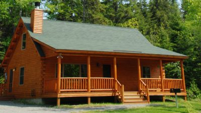 Rangeley Lakes Cabin
